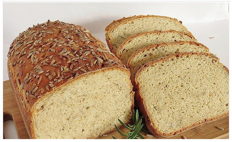 çekirdekli ekmek yapımı