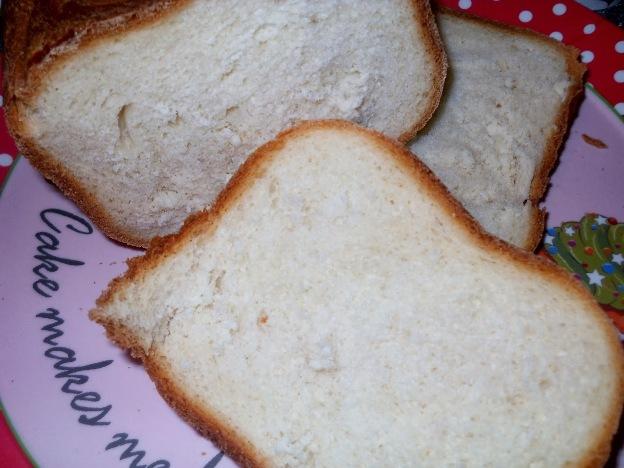 sütlü beyaz ekmek tarifi