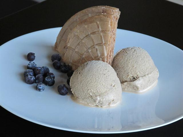 türk kahveli dondurma