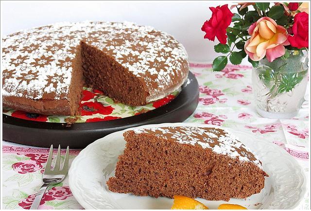çikolatalı Pofuduk Kek Tarifi Oktay Usta Yapılışı En Kolay Yemek