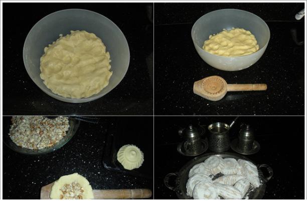 hurmalı lübnan kurabiyesi yapılışı