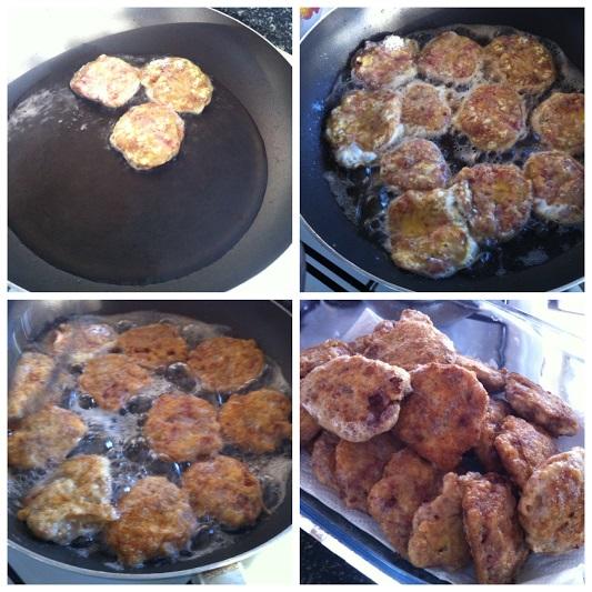 pişirlme kısmı