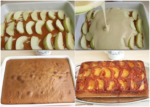 tarçın ve elmalı kek tarifi