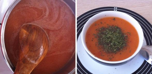 tarhana çorbası aşamaları 2