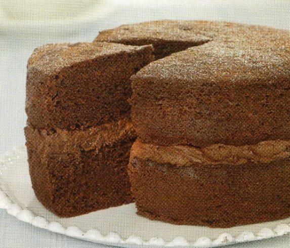 çikoltalı kek