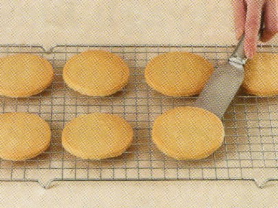 bisküvileri elinizde tutacak kadar