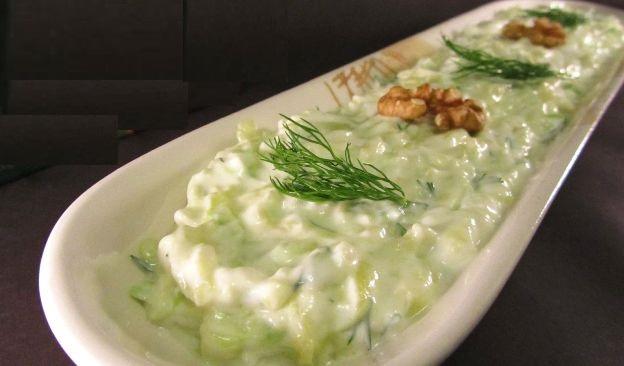 Kabak Salatas?