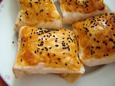 pirinçli zarf böreği tarifi