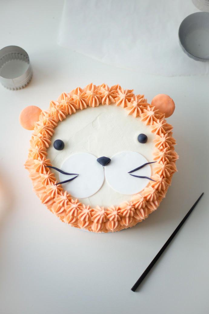 aslan kek hazır