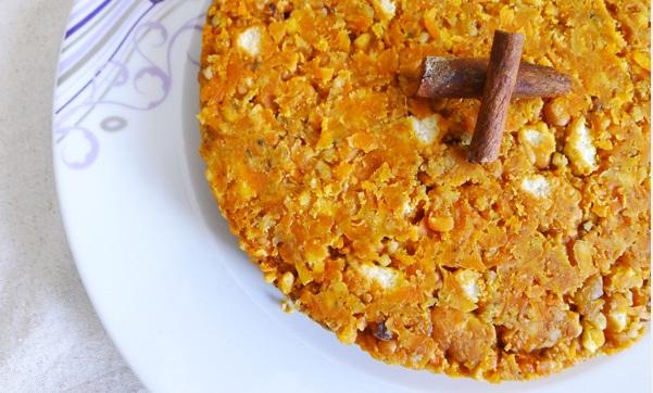 Havuçlu Mozaik Pasta yapılışı