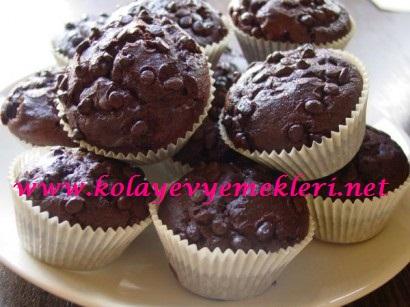 Çikolatalı Top Kek Tarifi