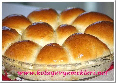 Mayalı Ekmek Tarifi
