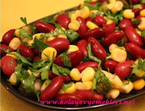 Meksika Salatası Tarifi