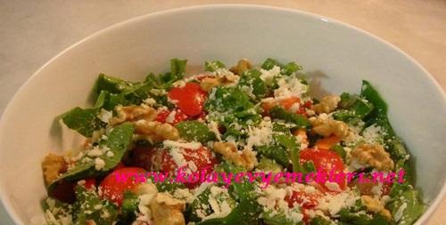 Peynir Salatası Tarifi ( 6. Ay )