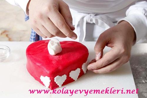 Romantik Aşk Pastası 2