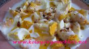 Kolay Yumurtalı Salata Tarifi