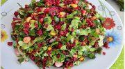 Bulgurlu Pancar Salatası Tarifi