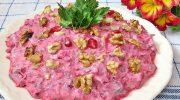 Cevizli Pancarlı Kereviz Salatası Tarifi