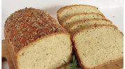 Tam Buğdaylı Çekirdekli Ekmek Tarifi
