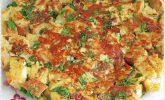 Kahvaltılar İçin Ekmekli Omlet Tarifi