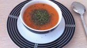 Et Suyuna Tarhana Çorbası