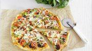 Yufkalı Evde Pizza Tarifi