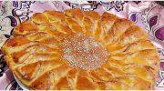 Haşhaşlı Papatya Çöreği Tarifi