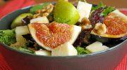 Diyet İncir Salatası Tarifi