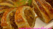 Köfteli Milföy Böreği