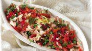 Kırmızı Pancarlı Kış Salatası Tarifi