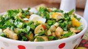 Kızarmış Patates Salatası Tarifi