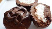 Kakaolu Hindistan Cevizi Dolgulu Kurabiye Tarifi