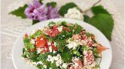 Çökelek Peynirli Kereviz Salatası Tarifi