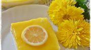 Limon Jöleli Muhallebi Tarifi