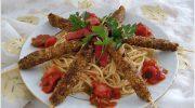 Makarnalı Simit Kebabı Tarifi