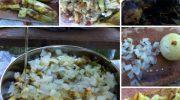Mangalda Köz Salatası