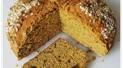 Mayasız Tahıllı Ekmek Tarifi