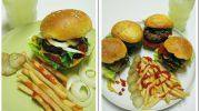 Çocuklar İçin Evde Hamburger Tarifi