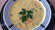 Sütlü Havuçlu Aşçı Çorbası