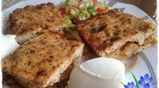 Sebzeli Tavuk Böreği Tarifi