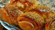 Tahinli Çörek Sarması Tarifi