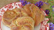 Tarçınlı Tatlı Ay Çöreği Tarifi