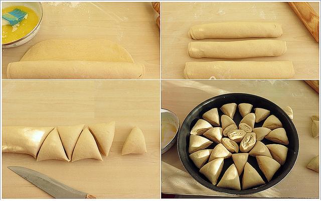 bulgar ekmeği yapılışı