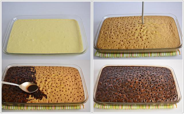 iğneli yaş kek tarifi