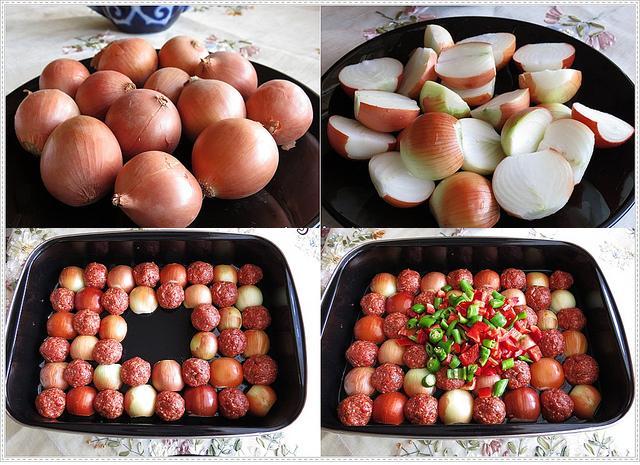 köfteli soğan kebabı