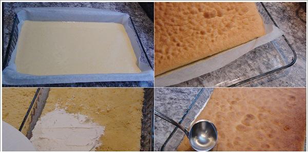 labne peynir kremalı tatlı