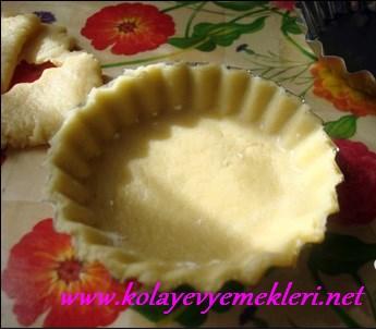 marmelatlı tartolet yapımı