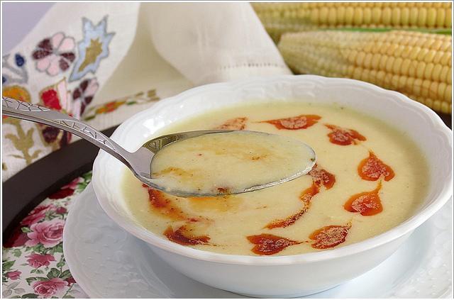 oktay usta mısır çorbası tarifi