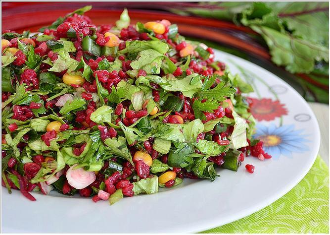 pacalı bulgur salatası tarifi