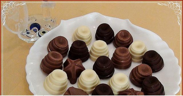 pastahane çikolatası